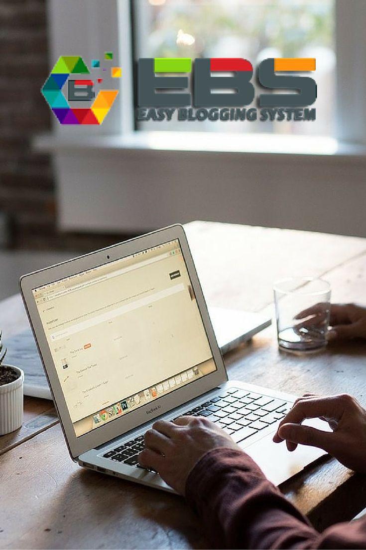 Easy Blogging System, es un completo sistema de Blogging Listo para que comiences con la parte importante... Tu creatividad... Diseñado para todo tipo de usuarios, desde principiantes hasta avanzados, todos tienen su espacio...