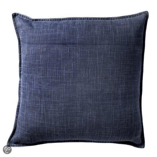... Jeans - Donkerblauw - 50x50 cm - Kussens : Pinterest - Jeans