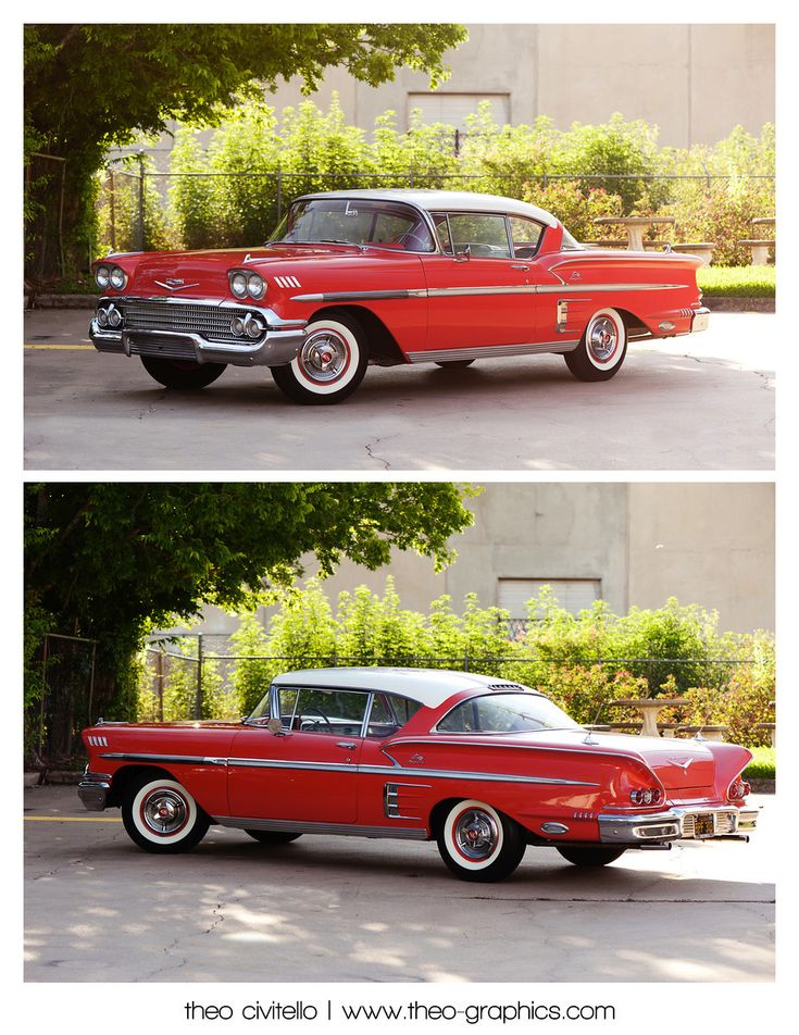 1958 Chevy Impala Sport Coupe..Re-pin brought to you by agents of #Carinsurance at #HouseofInsurance in Eugene, Oregon
