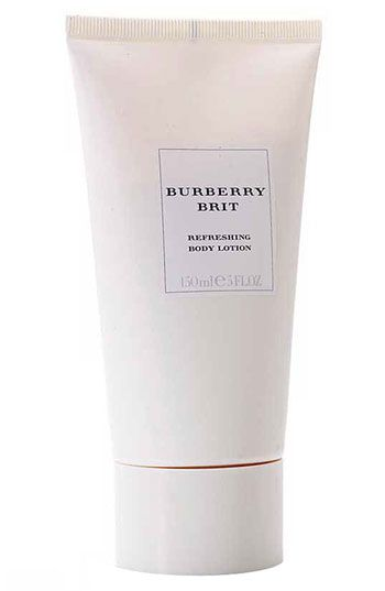 {burberry body lotion}