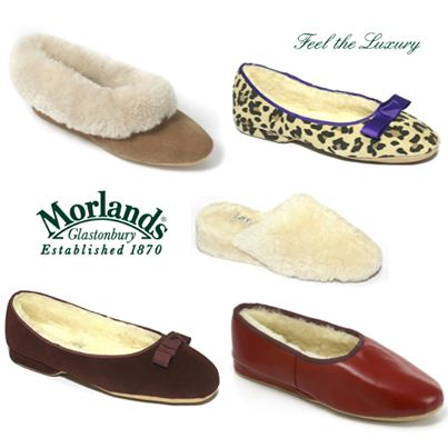 Ladies, which of these beautiful Morlands slippers would you love to cosy up in?