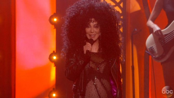 Cher continues to prove age is just a number.