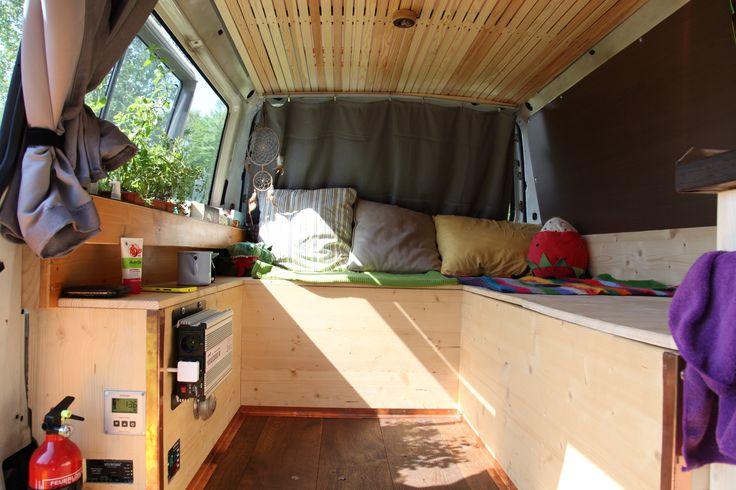 Wood Herbs Vanning Vanlife Van Vw T4 Camping
