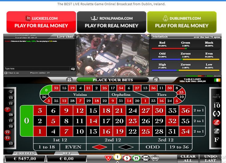 How To Play Roulette 2018 For Free - Live Roulette Ireland