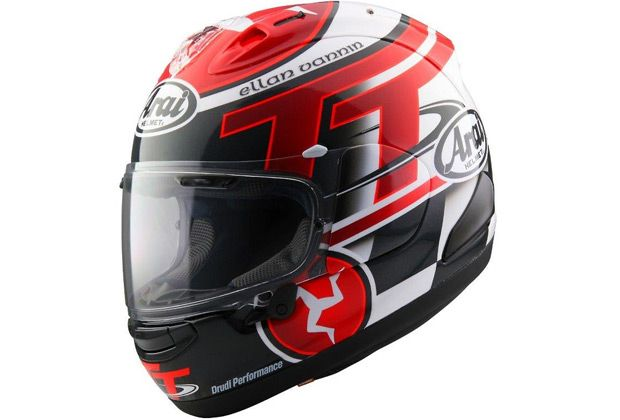 Arai RX-7V Limited Edition Isle of Man TT 2016