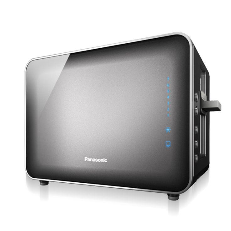 Panasonic NTZP1 Grille-pain 2 Tranches - Gris