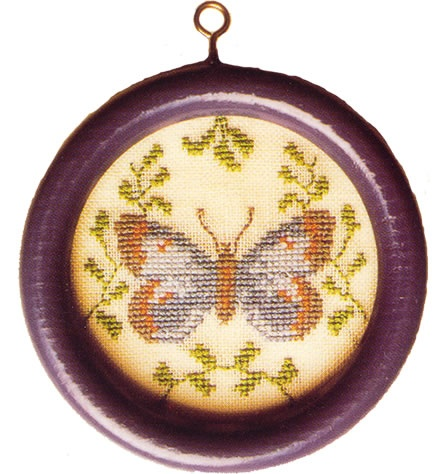 butterfly cross-stitch pattern free chart