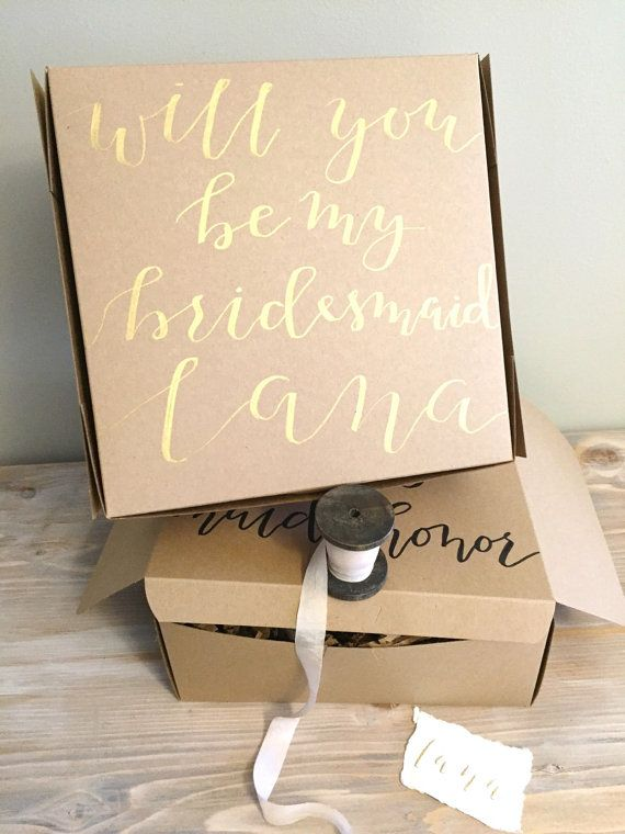 Great for bridesmaids, groomsmen, or as an alternative to welcome or gift bags for wedding guests or even a girls weekend!