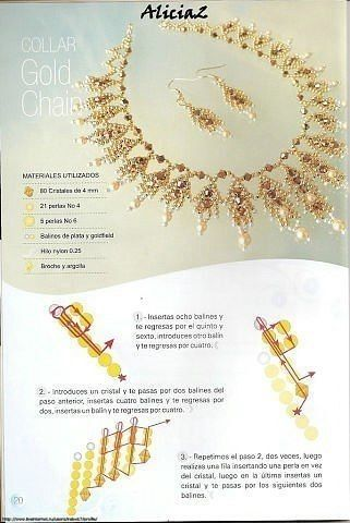 Lo Scrigno dei Segreti: Collana Gold Chain