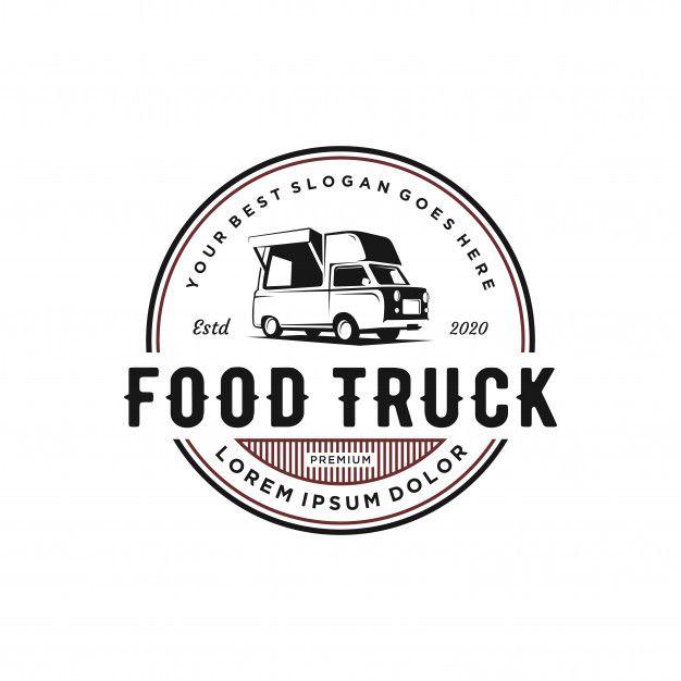 Pin By Ayyfarah On Meme Food Truck Design Logo Food Truck Logo Design Inspiration Restaurant