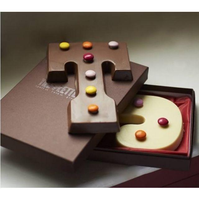 lettere di cioccolato by Theletteroom -  #ideeregalo