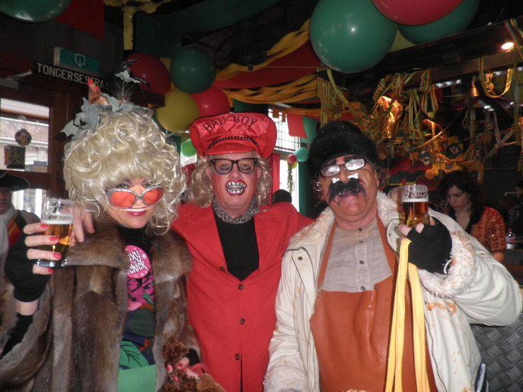 Piercing King of Albania met James en Monique