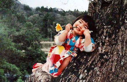Little Japanese Girl Daily Life