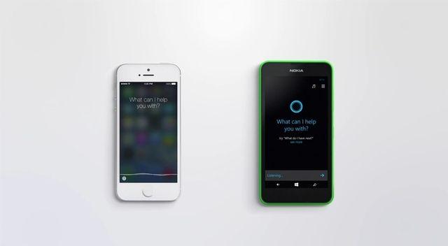 Apple Siri Kembali Dipermalukan Cortana lewat Video Ini | Techno Bali