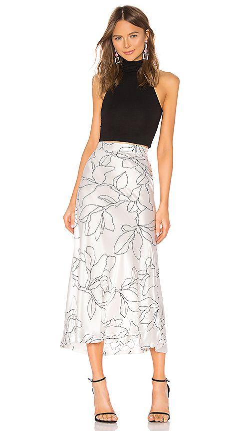 644300f270f1 Equipment Iva Skirt in Natural White | REVOLVE | DRESSES in 2019 | Skirt  outfits, Skirts, Fashion