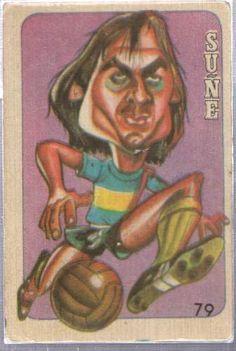 Ruben Suñe - Boca Jrs #79   1979