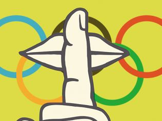 the olympics donts