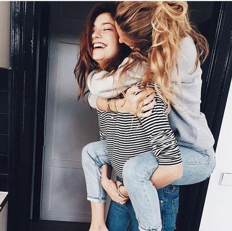 Fotos tiernas que te debes tomar con esa amiga que ya es como tu hermana – Elisa Schnütgen