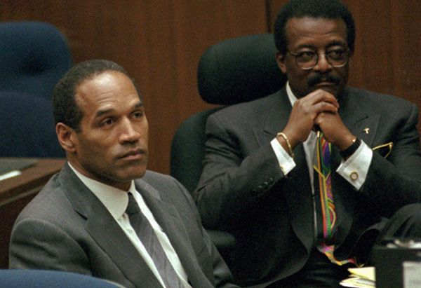 "The O.J. Simpson Verdict—1995  In 1995, O.J. Simpson, a former NFL running back-turned-actor, stood trial in Los Angeles for the double murder of his wife and her friend. With its potent mix of race, class, celebrity and violence against women this truly was the ""trial of the century."" Like more than half of the American public, Oprah and her Chicago studio audience watched live as the jury read its stunning verdict—not guilty."