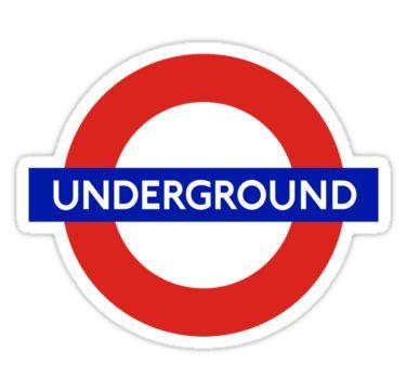 El logotipo del ferrocarril subterráneo está ahora en sus artículos preferidos. • Also buy this artwork on stickers, apparel, phone cases y more.