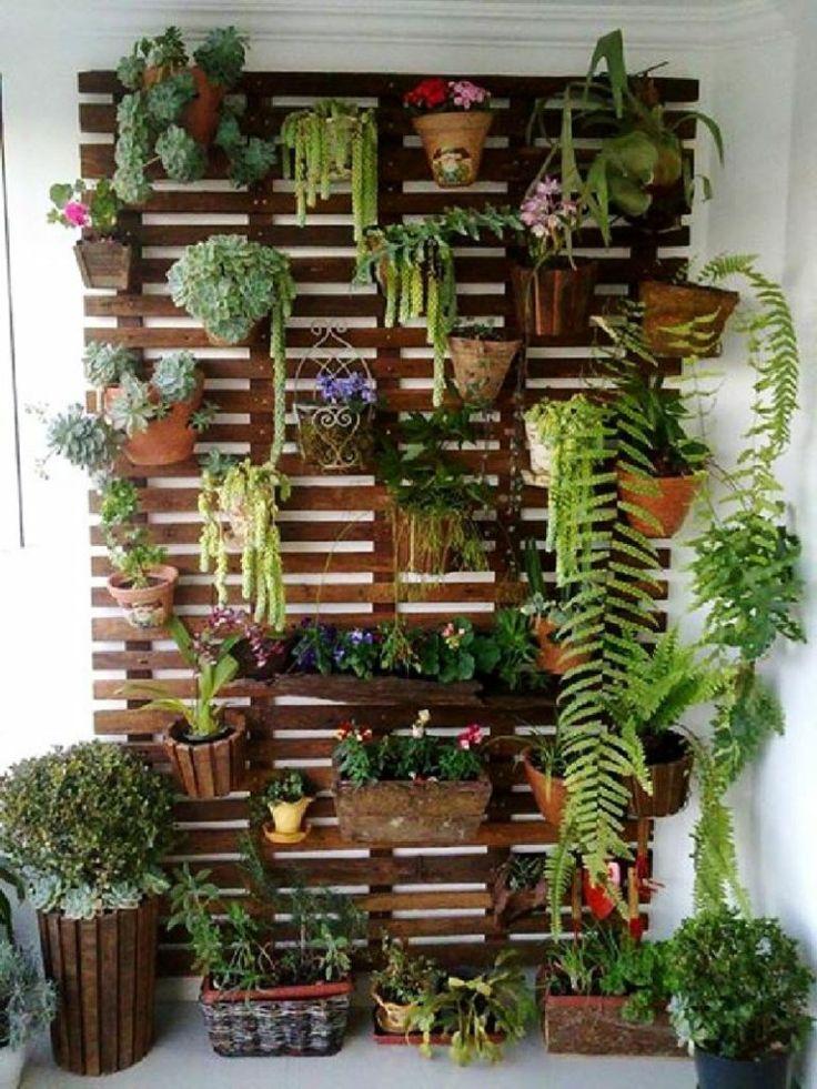 Dekoration von kleinen Terrassen- wie man eine kleine Terrasse schmückt