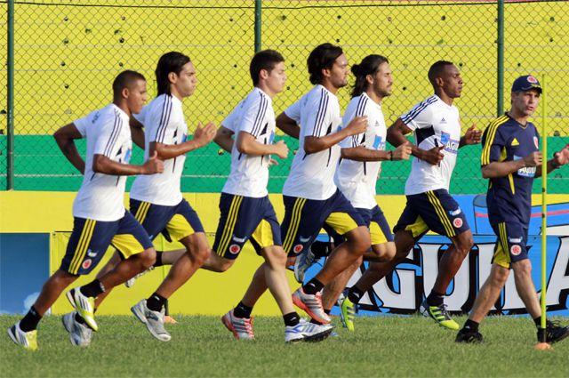 Estas son las variables de Pékerman para enfrentar a Uruguay