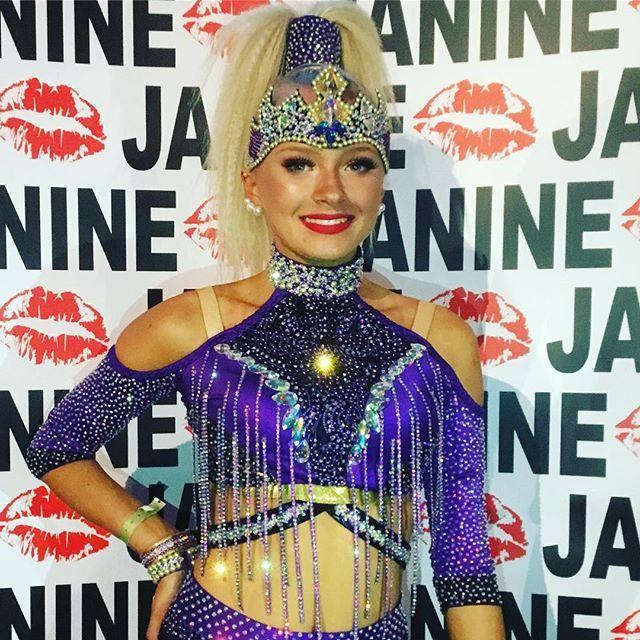 Janine Disco Costumes