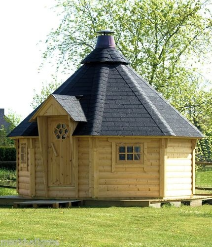 Log Cabin / Summer House | eBay UK