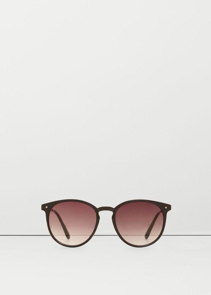 Sluneční brýle s plastovými obroučkami | MANGO