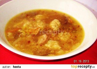 Kudrbánková polévka recept - TopRecepty.cz