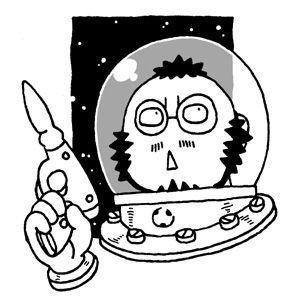 速水螺旋人 漫画家 イラストレーター はるこん SFファンが主催するコンベンション SCIENCEE HAL 赤信号 ロシア系 2017 ゲスト