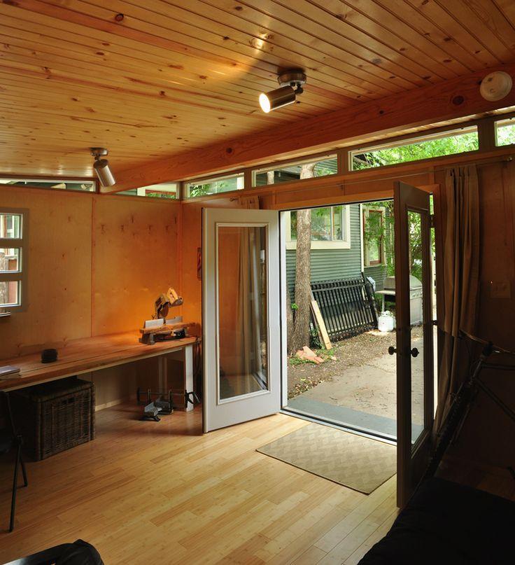 Backyard Office & Guest House