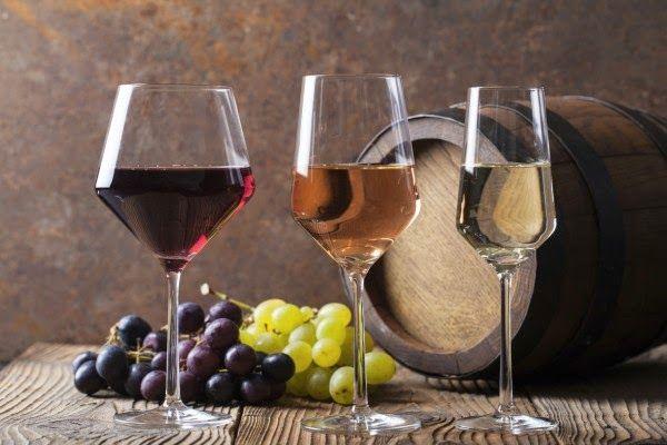 Wine ~ Κρασί | Smile Greek