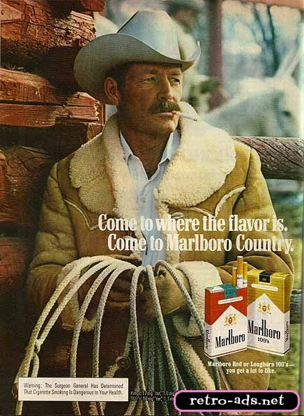 The Marlboro Man Died of Lung Cancer?