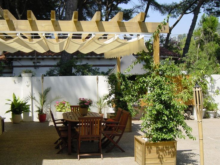 Pérgolas y varios Exterior - Parkhouse Studio #pergolas #exteriores #terrazas