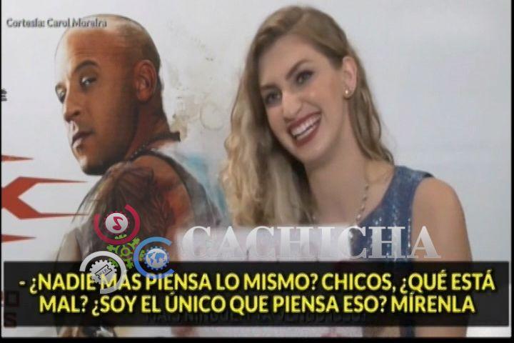 Vin Diesel El Acosador, El Actor De XXx Y De La Saga Rápido Y Furioso, No Pudo Terminar La Entrevista Con Una Periodista Debido A Su…