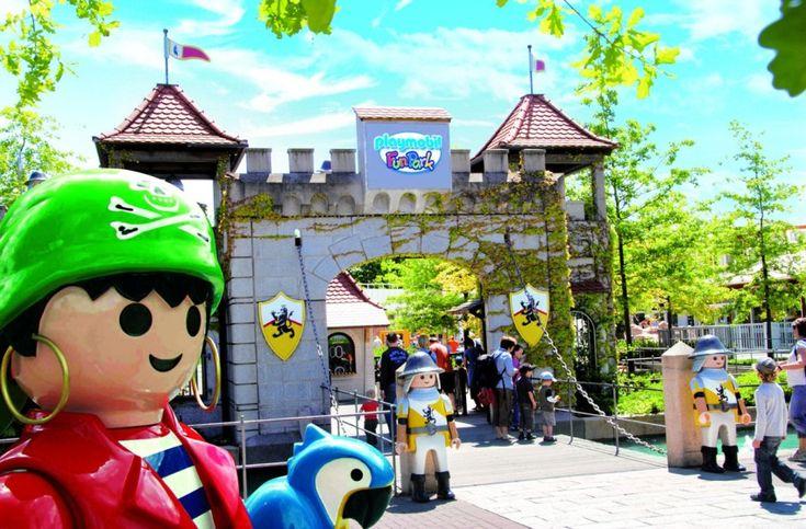 Käpt'n Holiday: Playmobil Funpark inklusive Tagesticket und 2 Übernachtungen im 4-Sterne-Hotel Mercure, Nürnberg -32%
