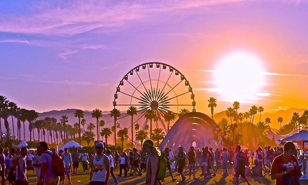 Coachella 2017 Schedule For First Weekend Released Today - Read About It Here!