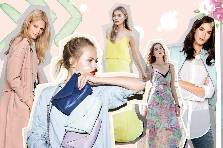 Trend spring 2015: Pastel!