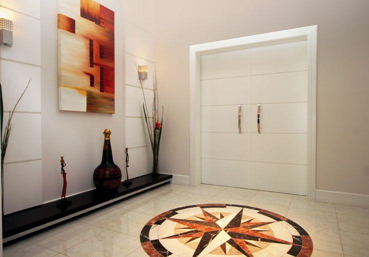 50 hall de entrada de casas modernas veja dicas de como for Como decorar c