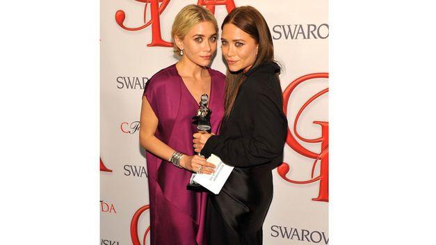 Las gemelas Olsen poseen la firma The Row