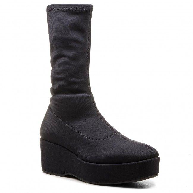 Magasított cipő VAGABOND - Pia 4429-139-20 Black  3d0ca91251