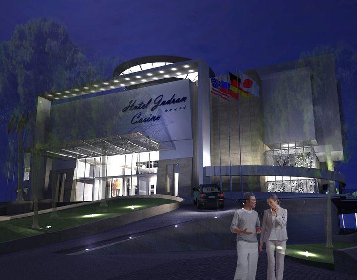 Gallery - Ulcinj Montenegro Hotel / Ital design & Arco projekt - 12