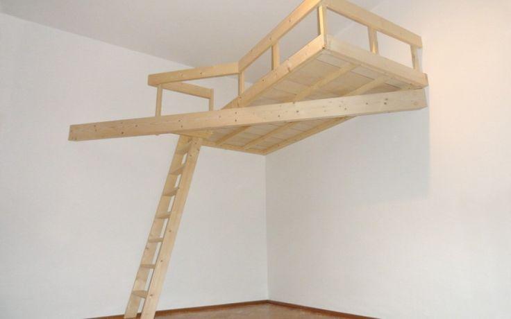 """http://www.hochbett-berlin.de/ Bei uns bekommen Sie maßgefertigte Hochbetten ganz speziell nach Ihren Wünschen zugeschnitten! Schenken Sie das """"Menke Bett"""" ohne Stützen. E..."""