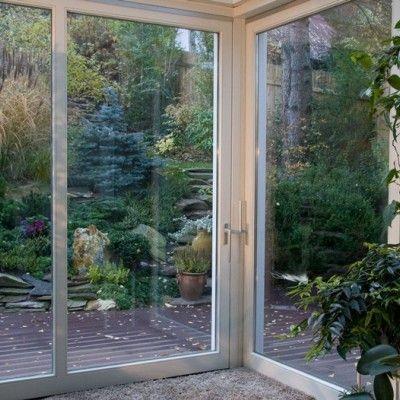 Taras w barwach jesieni - balkon i taras piękne nawet jesienią