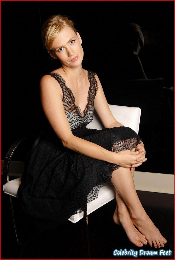 January Jones New Feet Photo Gallery Watch Pictures Of