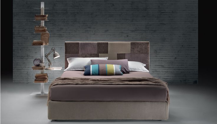 BED - PATCHWORK