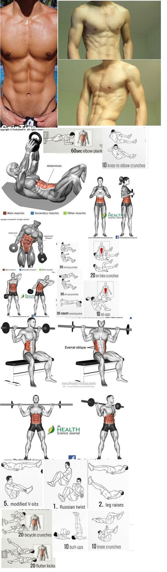 Your ultimate cheat sheet of the most effective moves to sculpt a six-pack.#menshealth #menshealthindia #fitness #abs #exercises#fitness #abs #sixpack#fitfamuk #fitfam #gymshark #instafit #gym #abs #shredded #physique #stayfocused #bodybuilding #muscle #fitnesscoach #thesweatlife #fitspiration #fitspo #ukfitfam #fitness