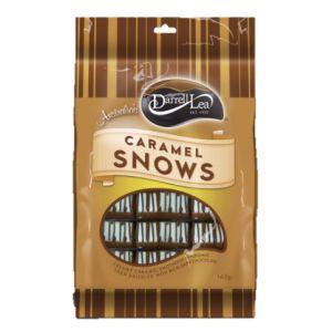 A Darrell Lea favourite - Caramel Snows!
