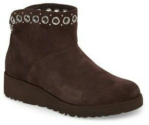 17e505ef723 UGG Riley Grommet Wedge Boot | Shoes & Boots for Women | Boots, Shoe ...